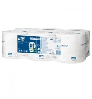 Papel Higienico (Jumbo) 1116mts 2Fls TORK T9 SmartOne -12un