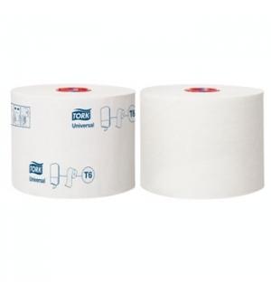 Papel Higienico (Jumbo) 135mts 2Fls TORK T6 Universal-27un