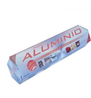 Rolo Aluminio Alimentar 29cmx1500gr