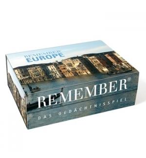 Jogo Remember Europe