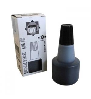 Tinta Numeradores/Datador Metal c/oleo 30ml Preto