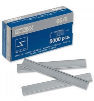 Agrafos Electrica 66/6 Rapid (2/20 Folhas) Cx5000