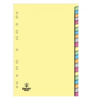 Separadores Cartolina 24un (383) (1010)