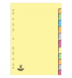 Separadores Cartolina 12un (202) (1011)