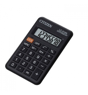 Calculadora de Bolso Citizen LC310 8 Digitos (LC-310III)