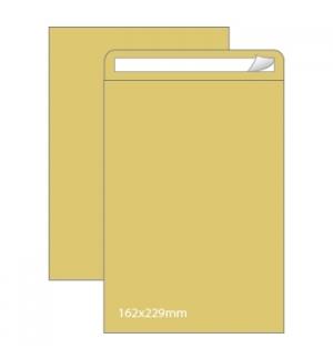 Envelopes Saco 162x229mm Kraft 90gr Autodex Cx500un