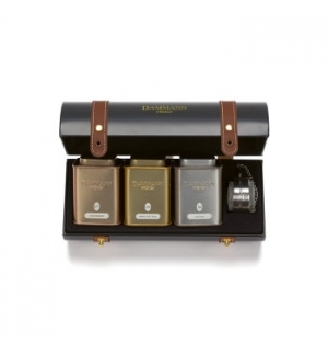 Caixa Coffret Merveilleux Dammann N477/499/500 3x30g
