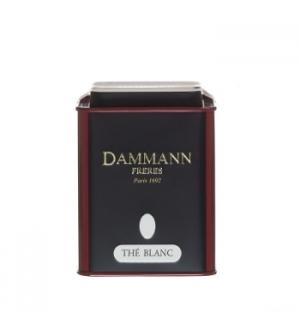Caixa Vazia Dammann - The Blanc (lata 100g)