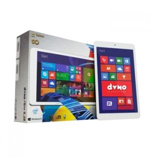 Tablet Dyno-Tech Iba 8 pol Intel Atom Z3735G 2 1GB 16GB Silv
