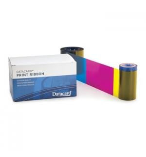Film Color 4 paineis YMCKT Datacard PLATINUM
