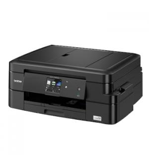 Multifuncoes jacto tinta cores A4 DCP-J785DW