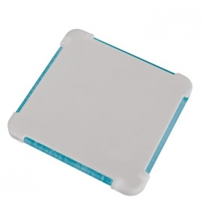 Base para copos com LED (azul e vermelho)