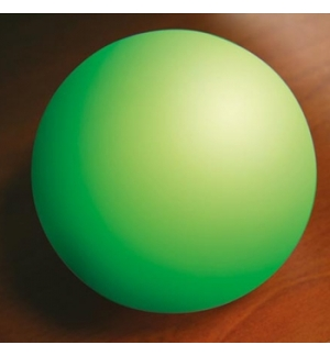 Esfera miniatura RGB LED com 7 programas diametro de 64cm