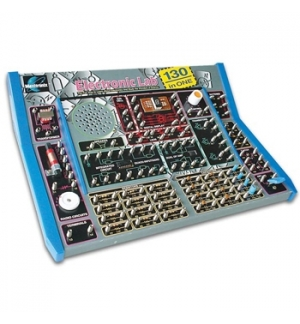 Kit de laboratorio electronico MX-906 130 em 1