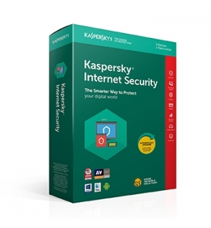 Kaspersky Internet Security 2019 5 users
