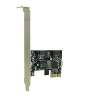 Placa PCI Express 2 Port Internal SATA II RAID