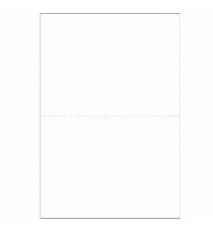 Papel Fotocopia A4 80gr Picotado ao Centro 5x500Folhas