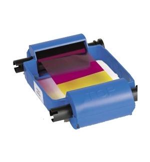 Cartucho Color YMCKO Zebra ZXP3 (200 Imag/Rolo)