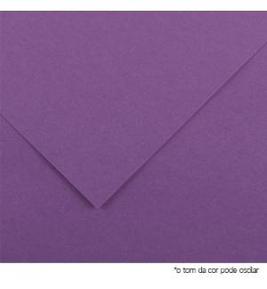 Cartolina 185gr 1 Folha 50x65cm Canson Iris Violeta