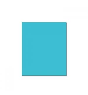 Cartolina 250gr 1 folha 50x65cm Azul (5A)