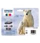 Tinteiro Epson XP600/XP700 Claria Premium n26XL Pack 4Cores