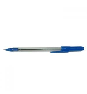 Esferografica Ball Point 10 p/Impressao EP01-0509 Azul-1un