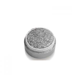 Purpurina Metalizada Frasco 14gr Prata