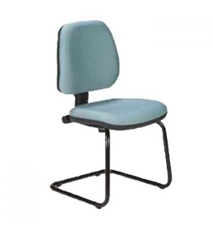 Cadeira Operativa Liza Costa Media Patim S/Bracos Preto