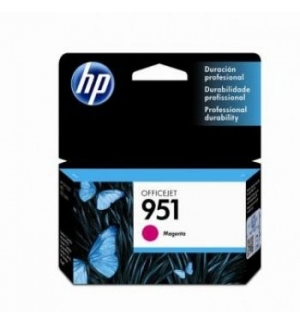 Tinteiro HP 951 Officejet Pro 8100/8600 Magenta