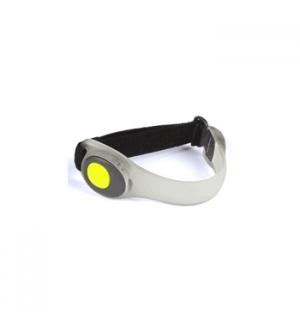 Presilha de Sinalizacao LED para Ciclistas/Corredores