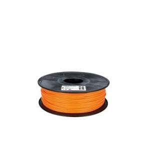 Filamento em PLA DE 3 mm - cor laranja - 1 kg