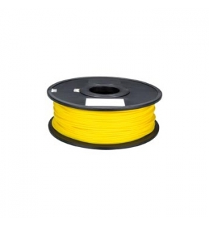 Filamento em PLA DE 175 mm - Amarelo - 1 kg