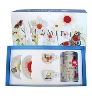 Conj ChavPires Esp Illy Art Collect Kiki SmithLata250gr 2u