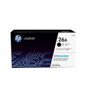 Toner HP Laserjet 26A Pro M402/M426 Preto