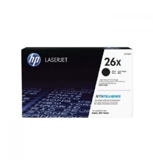 Toner HP Laserjet 26X Pro M402/M426 Alta Capacidade Preto