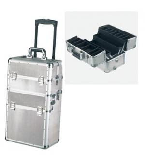 Trolley com mala para ferramentas e afins 360x270x620mm