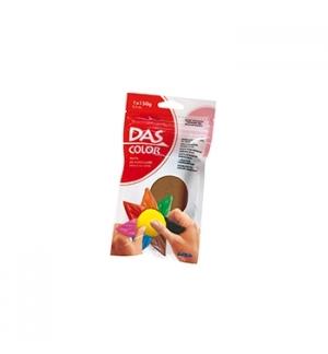 Pasta de modelar DAS Color Castanho 150gr