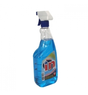 Detergente Limpa Vidros Multiusos IN Pistola (750ml)