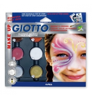 Sombras Macias Giotto Make UP Glamour Cx6un