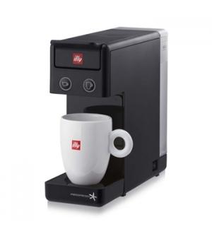 Maquina Cafe ILLY Y3.2 E&C Iperespresso Cor Preto