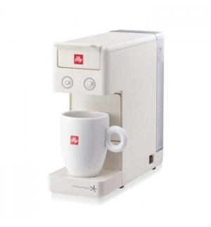 Maquina Cafe ILLY Y3.2 E&C Iperespresso Cor Branco