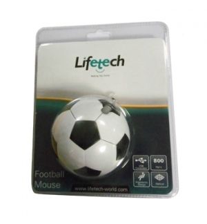 Rato Optico USB c/scroll Football