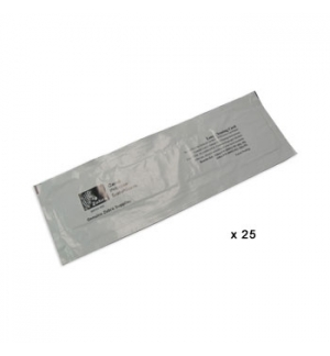 Kit Cleaning Card Zebra P330I (25 T Card) 25 Std Card)