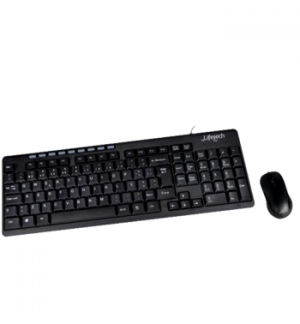 Teclado Rato Basic Wired USB