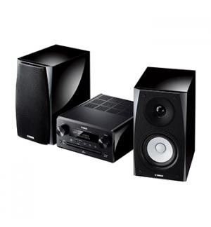 Sistema Micro Hi-Fi Yamaha MCR-N560 Preto