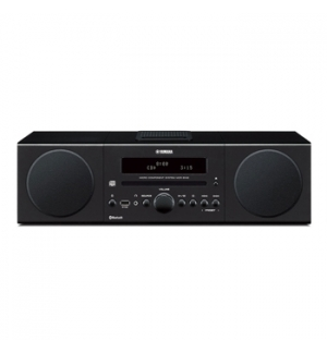 Sistema Micro Hi-Fi Yamaha MCR-142 Preto
