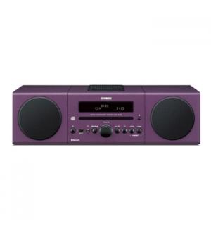 Sistema Micro Hi-Fi Yamaha MCR-142 Violeta