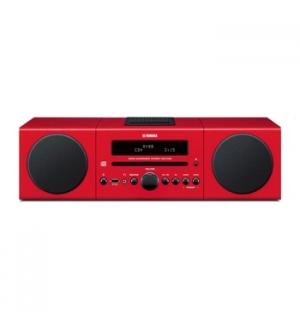 Sistema Micro Hi-Fi Yamaha MCR-042 Vermelho