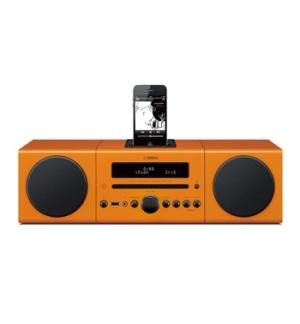Sistema Micro Hi-Fi Yamaha MCR-042 Laranja