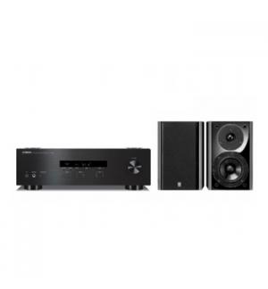 Amplificador Audio Yamaha RS-201 Colunas NX-E700